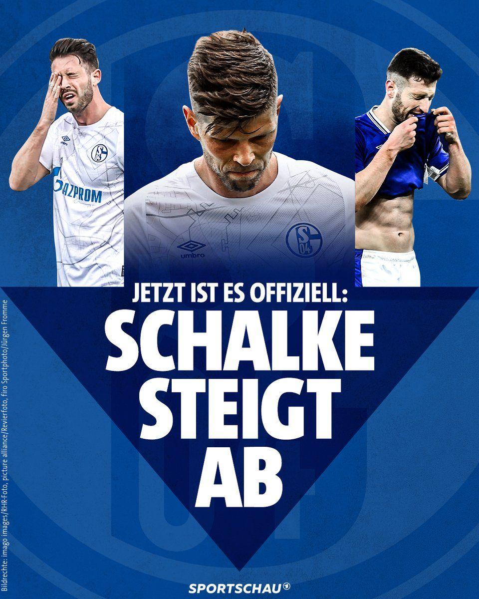 Schalke 04 droht Zwangsabstieg in die Regionalliga