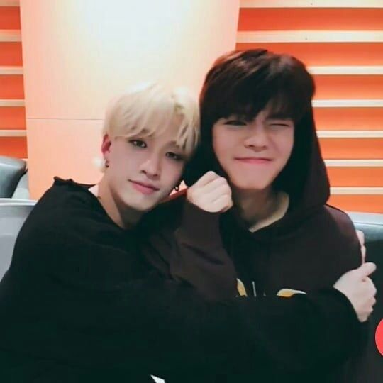 Bangchan and seungmin are dateing