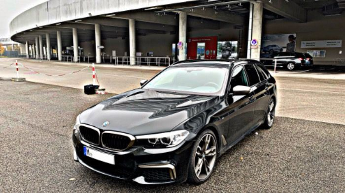 BMW M550d's müssen alle drei Tage bewegt werden!
