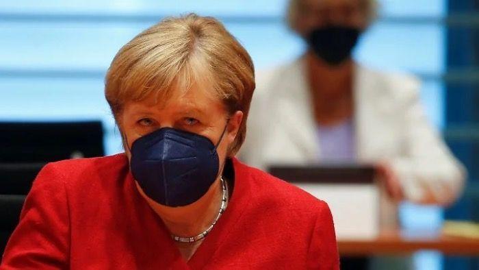 Geimpft, getestet oder genesen Merkel plant 3G-Regel in Bus und Bahn