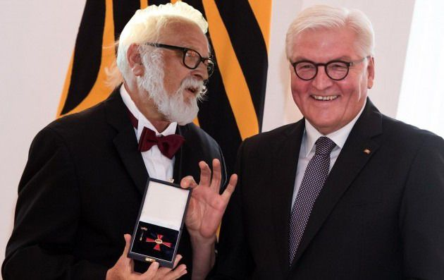 Bundesverdienstkreuz für Kleinwallstädter Michael Fries