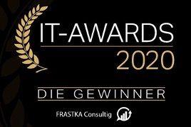 FRASTKA Consulting; Ausgezeichnet mit dem IT-Award 2020