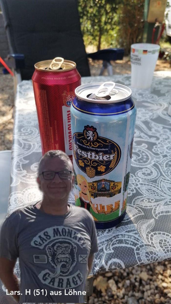 Alkoholproblem in Kroatien Lars. H wieder voll
