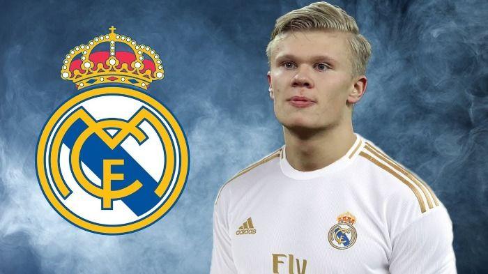 Erling Haaland wechselt zu Real Madrid