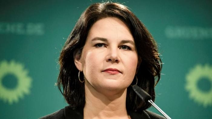 Nach Öffentlichen Druck, Annalena Baerbock gibt zu Obamas Mutter zu sein