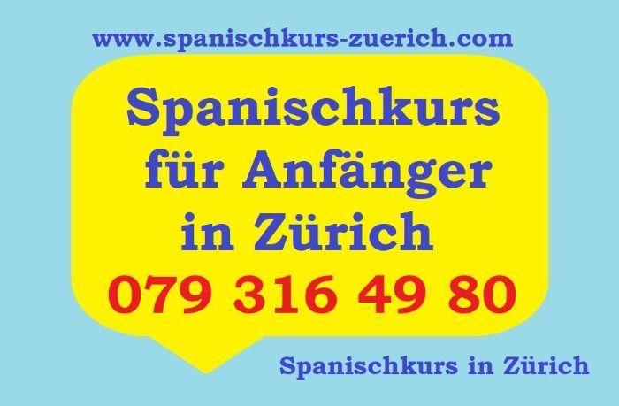 Spanisch für Anfänger in Zürich. Spanischkurs für Anfänger in Zürich. nachrichten365.com