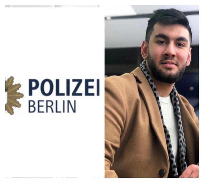 قرار خطير من رئيس الشرطة الفيدرالية برلين السيد عبيد الحاج