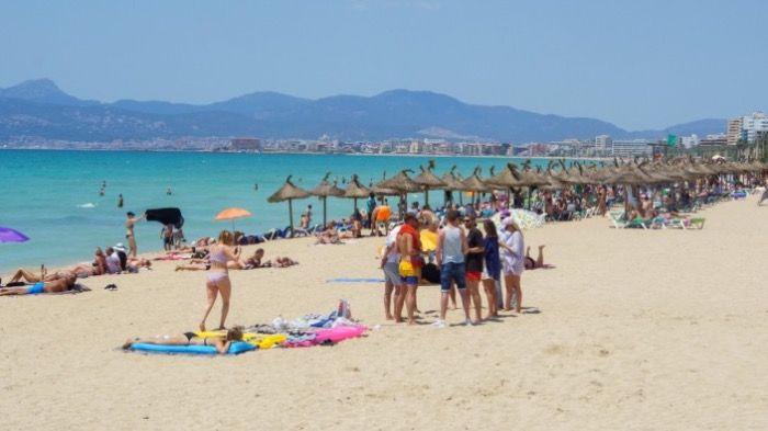 Mallorca : Delta Variante