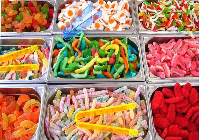 Süßigkeitenfabrik bedroht!